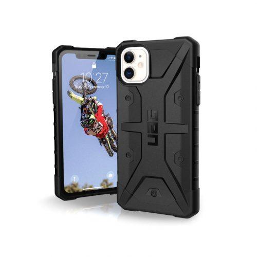 Op lung iPhone 11 UAG Pathfinder Series Black 01 bengovn
