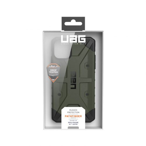 Op lung iPhone 11 UAG Pathfinder Series OLIVE DRAB 07 bengovn