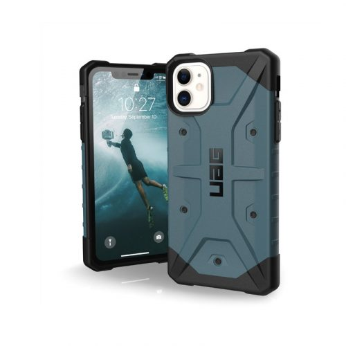 Op lung iPhone 11 UAG Pathfinder Series SLATE 01 bengovn