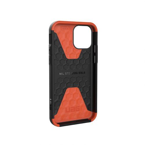 Op lung iPhone 11 UAG Civilian Series Black 06 bengovn