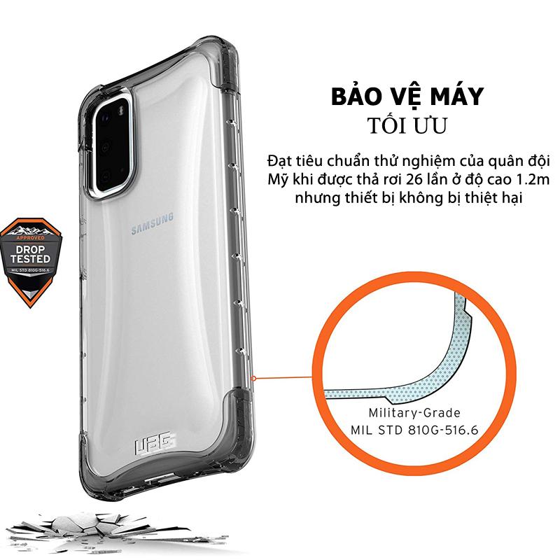 Op lung Samsung Galaxy S20 UAG Plyo 10 bengovn1