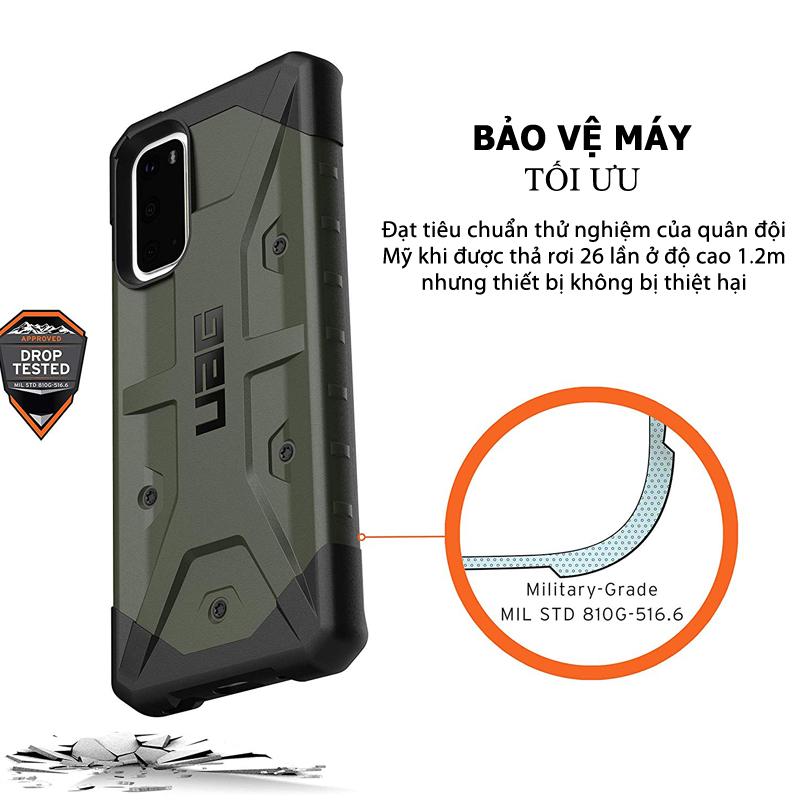 Op lung Samsung Galaxy S20 UAG Pathfinder 16 bengovn