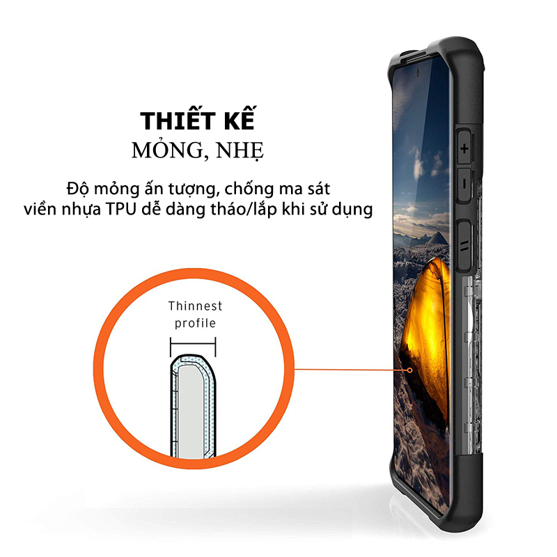 Op lung Samsung Galaxy S20 Plus UAG Plasma 15 bengovn