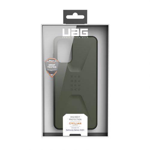 Op lung Samsung Galaxy S20 Plus UAG Civilian 13 bengovn