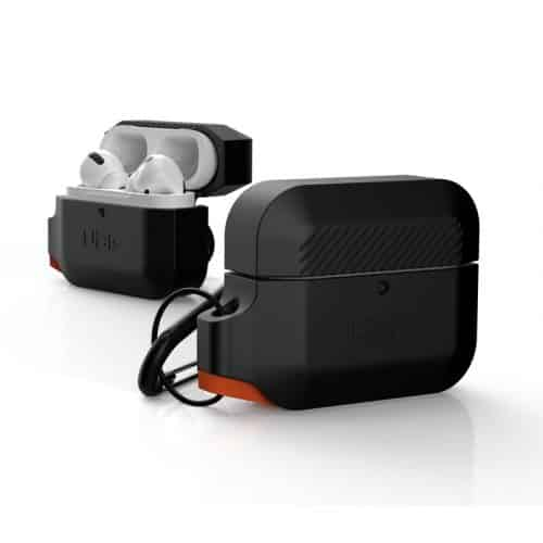 Vo op Airpods Pro UAG Silicone Rugged Weatherproof 01 bengovn
