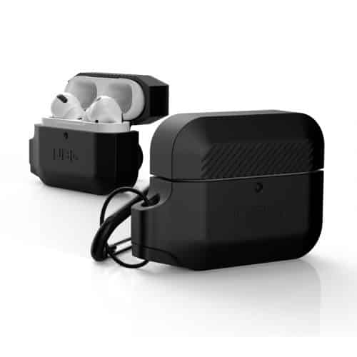 Vo op Airpods Pro UAG Silicone Rugged Weatherproof 29 bengovn