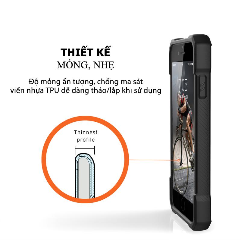 Ốp lưng iPhone SE 2020 UAG Monarch