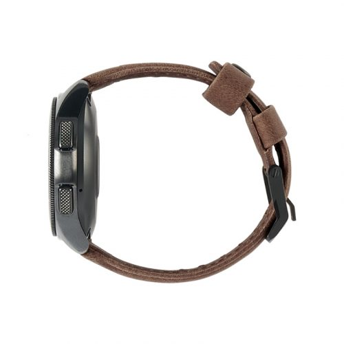 day deo samsung galaxy watch 42mm uag leather series leather brown2 bengovn