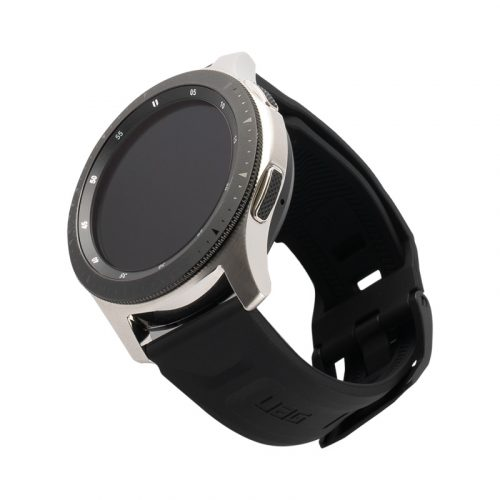 day deo samsung galaxy watch 46mm uag scout silicone black bengovn