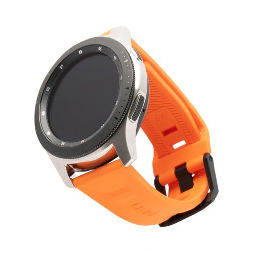 day deo samsung galaxy watch 46mm uag scout silicone orange bengovn