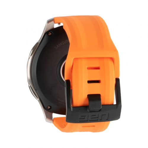 day deo samsung galaxy watch 46mm uag scout silicone orange1 bengovn