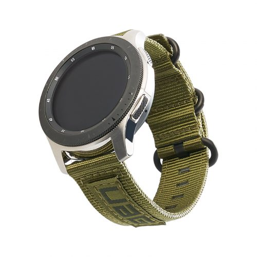 day deo samsung galaxy watch 46mm uag nato series olive drab bengovn