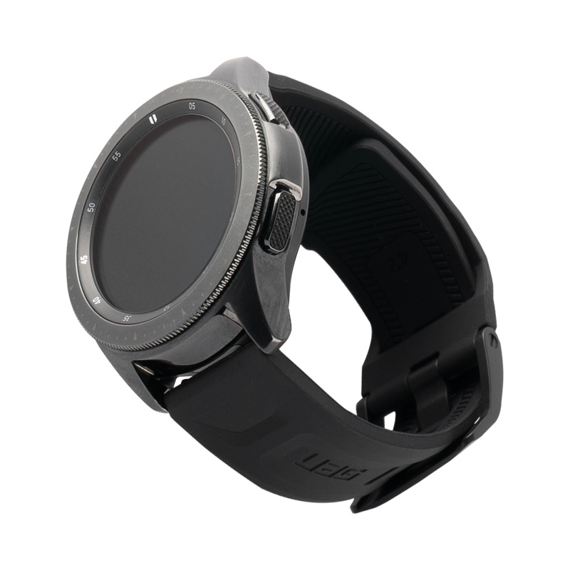 day deo samsung galaxy watch 42mm uag scout silicone black bengovn