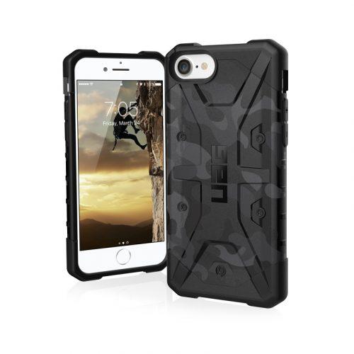 Op lung iPhone SE 2020 UAG Pathfinder SE Camo 01 bengovn tiki