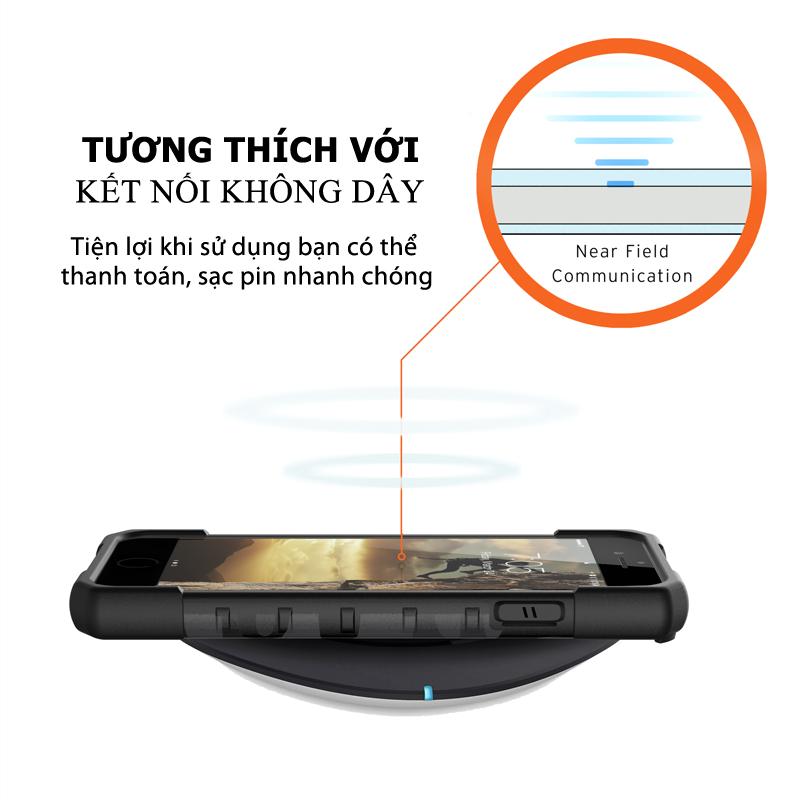 Op lung iPhone SE 2020 UAG Pathfinder SE Camo 12 bengovn tiki