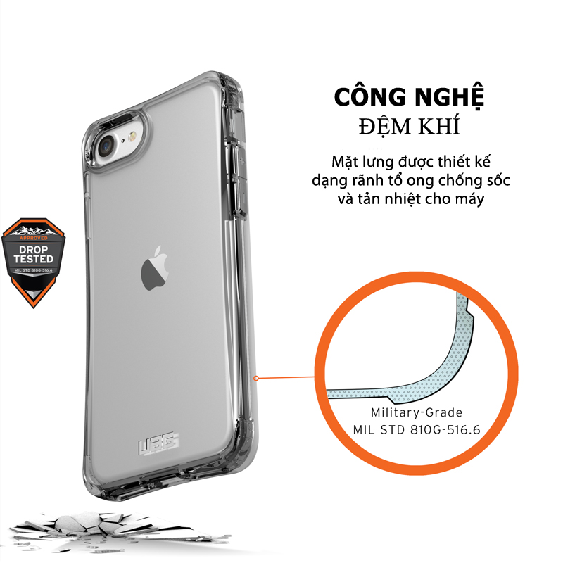 Op lung iPhone SE 2020 UAG Plyo 10 bengovn
