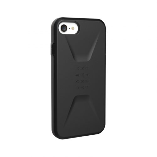 op lung iphone se 2020 uag civilian series black2 bengovn