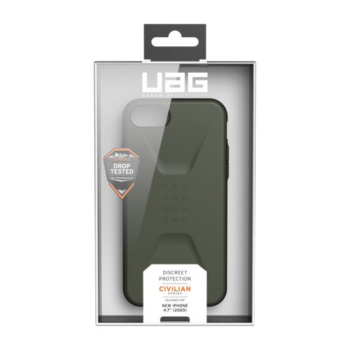 op lung iphone se 2020 uag civilian series olive8 bengovn