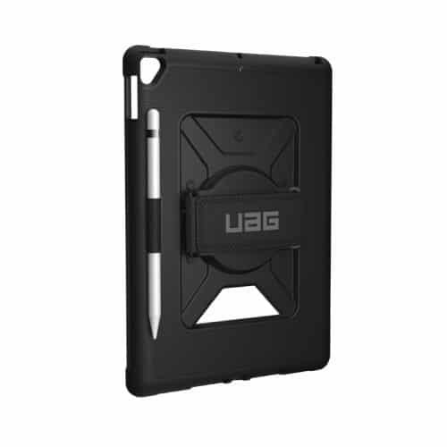 Op lung iPad 10 2 7th Gen UAG Metropolis With Handstrap 04 bengovn
