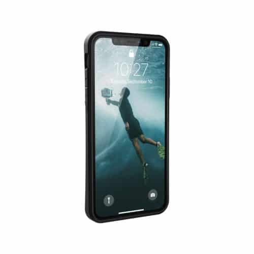 op lung iphone 11 pro max uag biodegradable outblack black3 bengovn