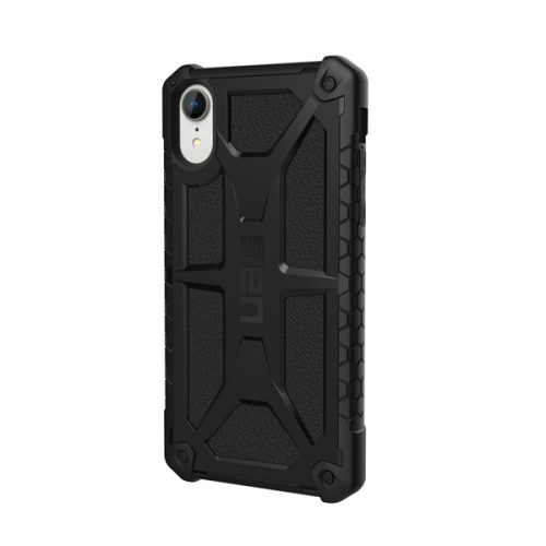 Op lung iPhone XR UAG Monarch Series Black 02 bengovn