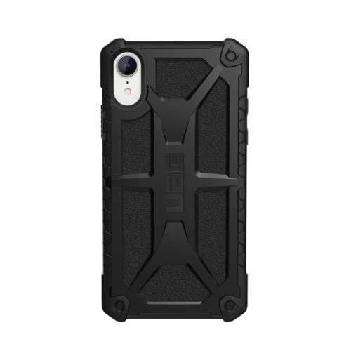Op lung iPhone XR UAG Monarch Series Black 03 bengovn