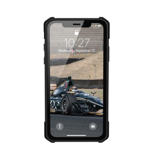 Op lung iPhone XR UAG Monarch Series Black 05 bengovn