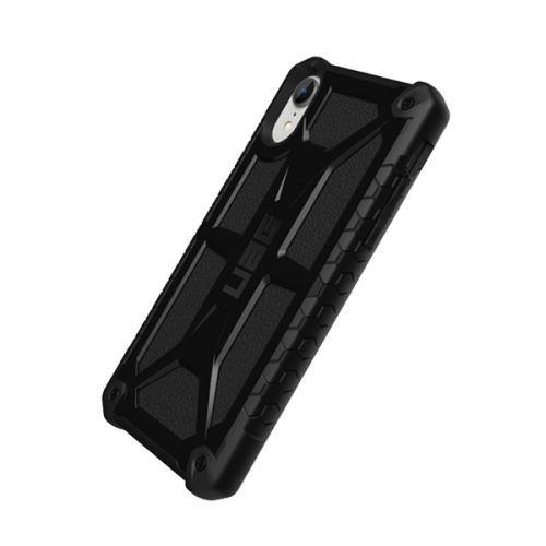 Op lung iPhone XR UAG Monarch Series Black 07 bengovn