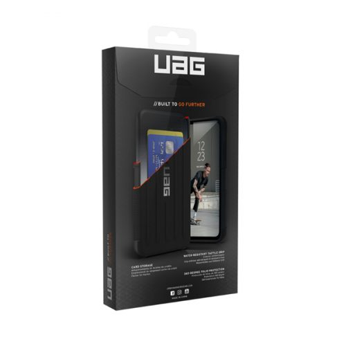 op lung iPhone XR UAG Metropolis Series Magma 10 bengovn