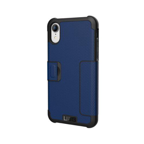 op lung iPhone XR UAG Metropolis Series Cobalt 02 bengovn