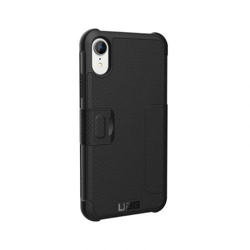 op lung iPhone XR UAG Metropolis Series Black 02 bengovn