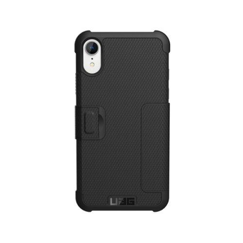 op lung iPhone XR UAG Metropolis Series Black 04 bengovn