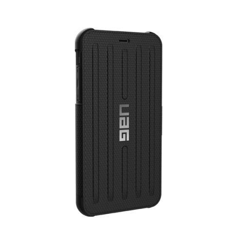 op lung iPhone XR UAG Metropolis Series Black 05 bengovn