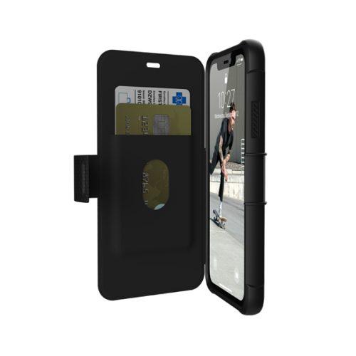 op lung iPhone XR UAG Metropolis Series Black 06 bengovn