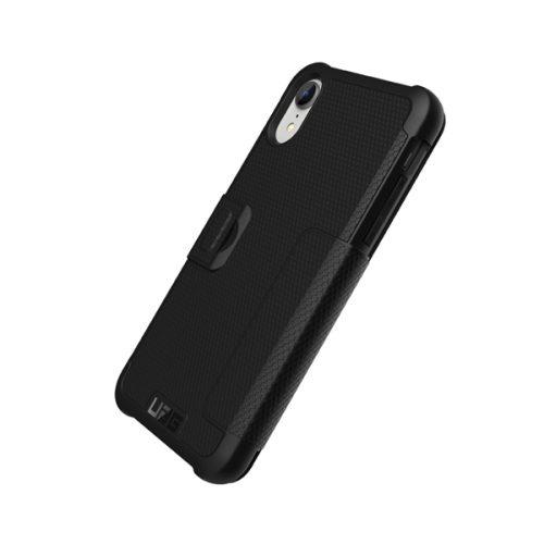 op lung iPhone XR UAG Metropolis Series Black 08 bengovn
