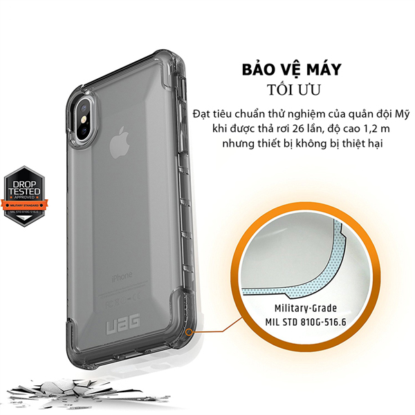 op lung iPhone XR UAG Plyo Series 05 bengovn
