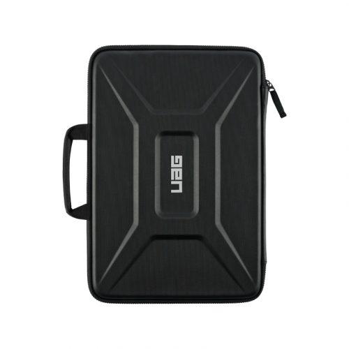 tui bao ve laptop uag large sleeve with handle fall 2019 BLACK u1 bengovn