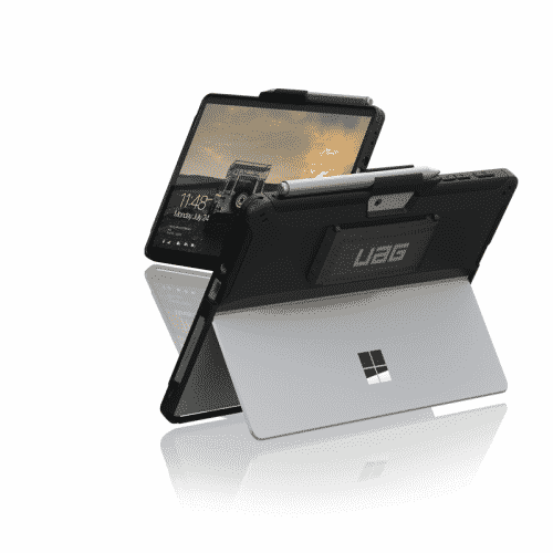 Op lung Microsoft Surface Go 2 UAG Scout With Handstrap 01 bengovn