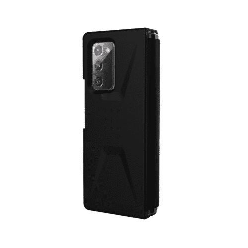 Op lung Samsung Galaxy Fold2 5G UAG Civilian Series 03 bengovn