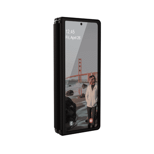Op lung Samsung Galaxy Fold2 5G UAG Civilian Series 06 bengovn
