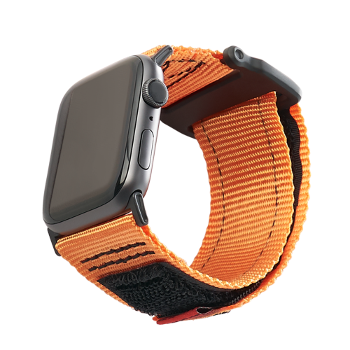 UAG APPLE WATCH STRAP ORANGE e1596975637275