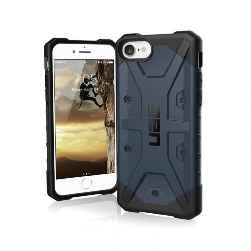 Op lung iPhone SE 2020 UAG Pathfinder Series mallard 01 bengovn
