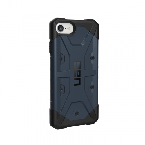 Op lung iPhone SE 2020 UAG Pathfinder Series mallard 03 bengovn
