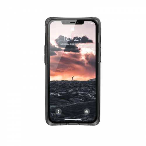 Op lung iPhone 12 Pro Max UAG Plyo Series ash 03 Bengovn