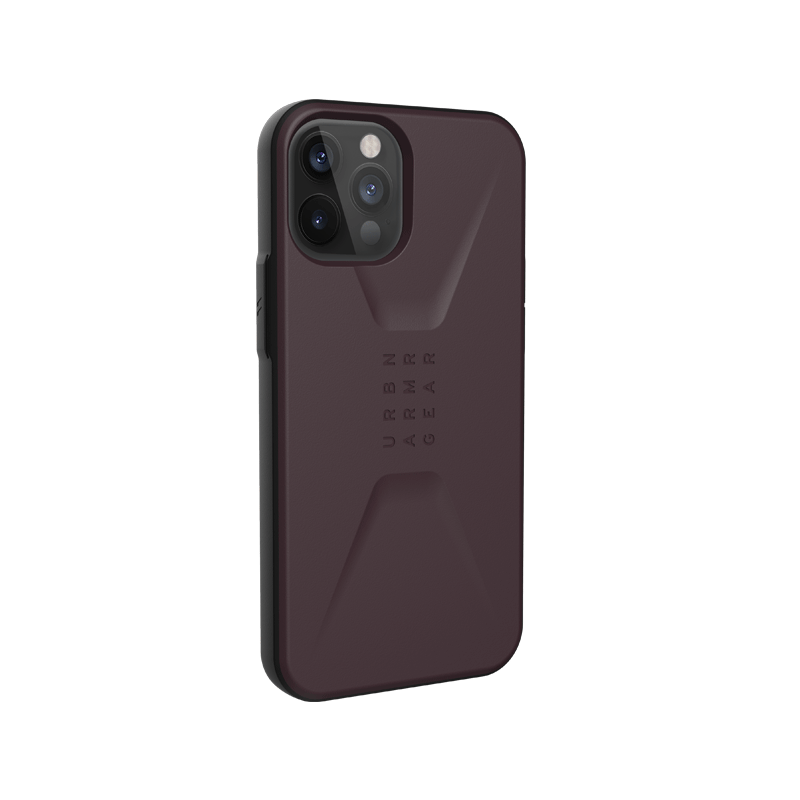Op lung iPhone 12 Pro Max UAG Civilian Series 08 Bengovn