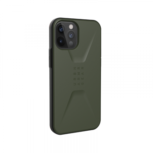 Op lung iPhone 12 Pro Max UAG Civilian Series 18 Bengovn