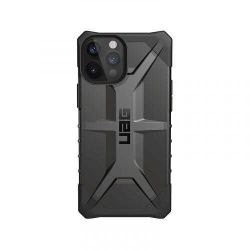 Op lung iPhone 12 12 Pro Max UAG Plasma Series ash 01 Bengovn