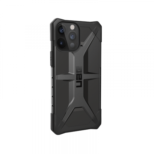 Op lung iPhone 12 12 Pro Max UAG Plasma Series ash 02 Bengovn
