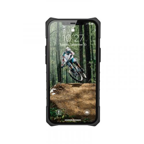 Op lung iPhone 12 12 Pro Max UAG Plasma Series ash 03 Bengovn