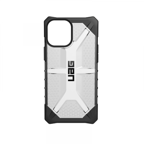 Op lung iPhone 12 12 Pro Max UAG Plasma Series ash 04 Bengovn